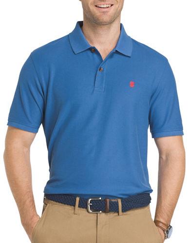Izod Advantage Contrast Polo-BLUE-X-Large