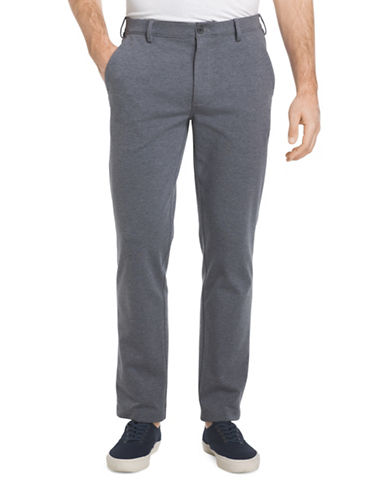 Izod Straight Fit Chino Pants-GREY-38X32
