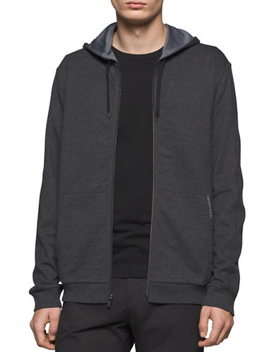 Calvin Klein French Terry Hoodie-GREY-Small 89465052_GREY_Small