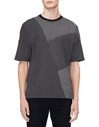 Calvin Klein Classic-Fit Graphic T-Shirt-BLACK-Large 89910149_BLACK_Large
