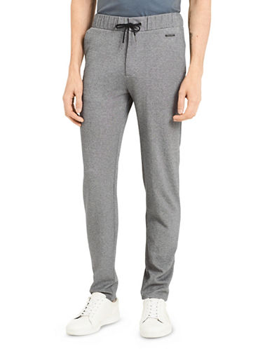 Calvin Klein Classic Cotton Joggers-CHARCOAL GREY-Small 89874083_CHARCOAL GREY_Small