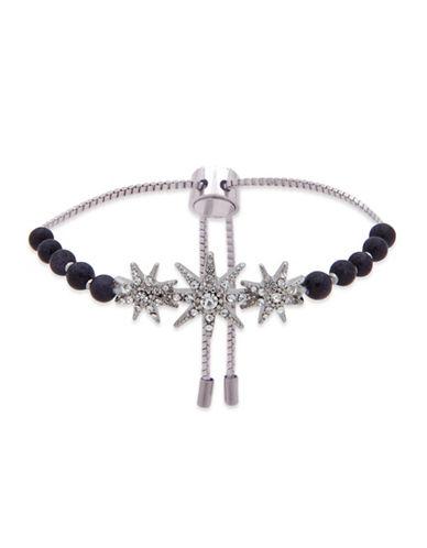 Jenny Packham Star Pendant Bracelet-BLUE-One Size