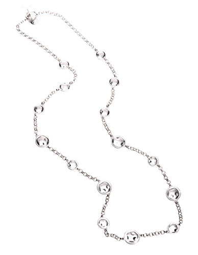 Jones New York Disk Station Neck-SILVER-One Size