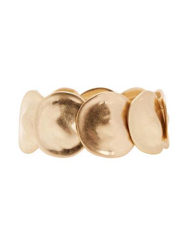 Jones New York Organic Stretch Brac-GOLD-One Size