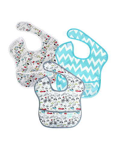 Bumkins Superbibs Three-Pack-MULTI-One Size