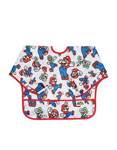 Bumkins Super Mario and Luigi Sleeved Bib 89824559