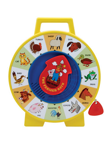 Fisher Price See N Say The Farmer Says-MULTI-One Size
