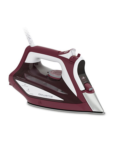 Rowenta Focus Excel Steam Iron-BERRY-One Size