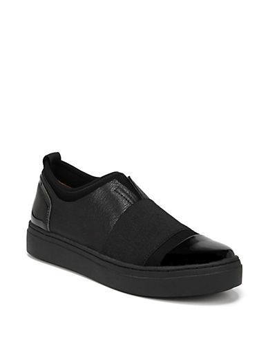 Cori Leather Slip On Sneaker by Naturalizer