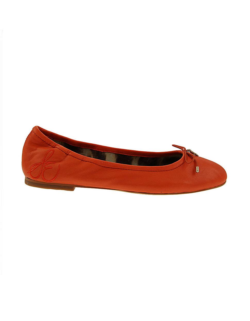SAM EDELMAN Felicia orange Size 8