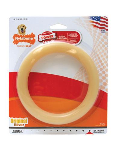 Nylabone Durachew Original Flavour Ring-NO COLOUR-X-Large
