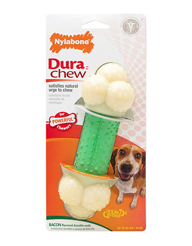 Nylabone Durachew Double Action Chew-NO COLOUR-Large