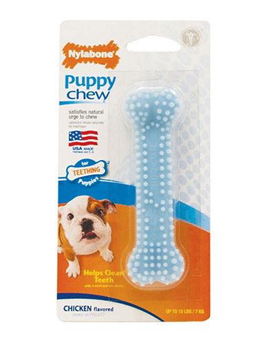 Nylabone Dental Puppy Chew-BLUE-Small