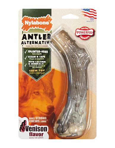 Nylabone Durachew Nylon Antler Dog Chew Toy-NO COLOUR-Large