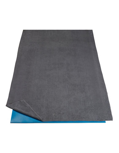Gaiam Athletic Yoga Maxtowel-GREY-One Size