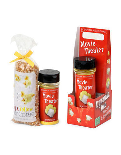 Wabash Dynamic Duo Popcorn Gift Set-NO COLOUR-One Size