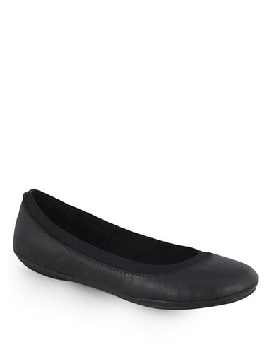 Bandolino Edition Ballet Flats-BLACK-7