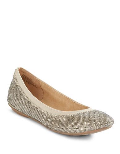 Bandolino Edition Ballet Flats-GOLD-10