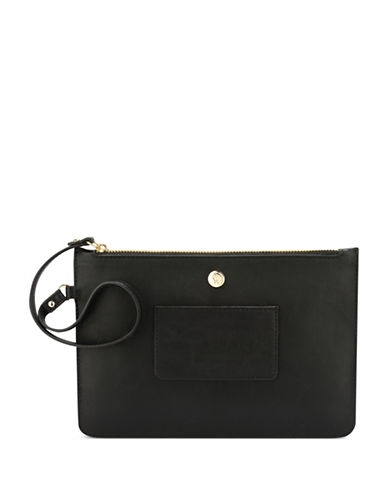 Nine West Table Treasures Zip Case-BLACK-One Size