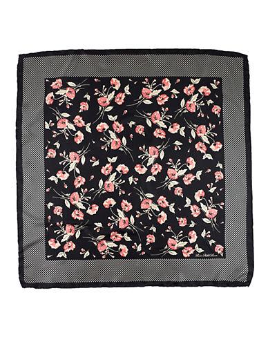 Lauren Ralph Lauren Floral Silk Twill Scarf 89997742