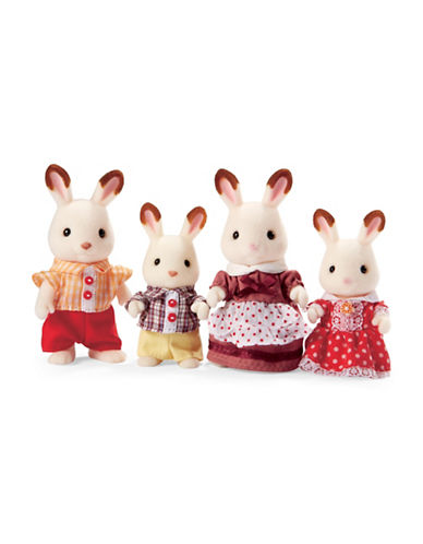 Calico Critters Hopscotch Rabbit Family-MULTI-One Size 88623276_MULTI_One Size