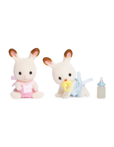 Calico Critters Hopscotch Rabbit Twins-MULTI-One Size 88623277_MULTI_One Size