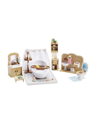 Calico Critters Deluxe Bathroom Set-MULTI-One Size