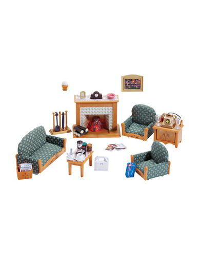 Calico Critters Deluxe Living Room Set-MULTI-One Size