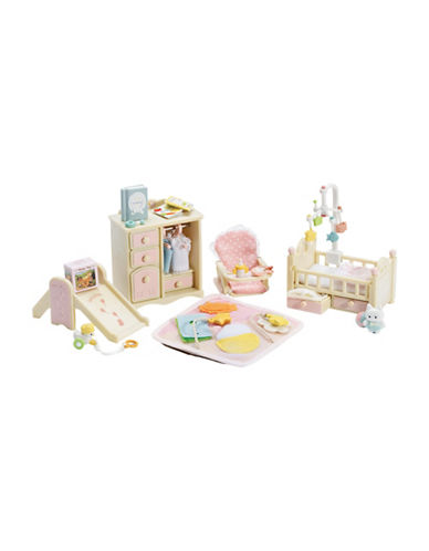 Calico Critters Babys Nursery Set-MULTI-One Size