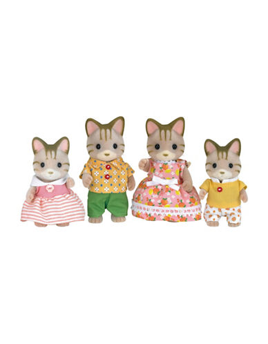 Calico Critters Sandy Cat Family-MULTI-One Size 88623273_MULTI_One Size
