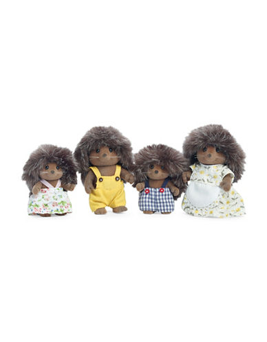 Calico Critters Pickleweed Hedgehog Family-MULTI-One Size