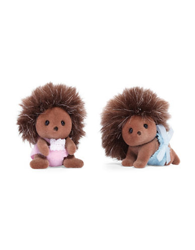 Calico Critters Pickleweed Hedgehog Twins-MULTI-One Size