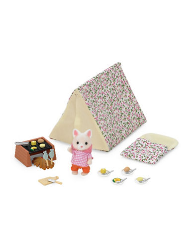 Calico Critters Seaside Camping Set-MULTI-One Size