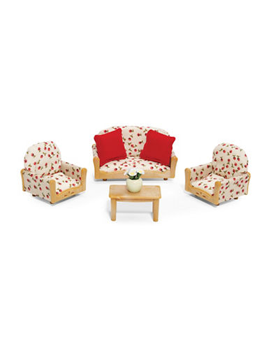 Calico Critters Living Room Suite-MULTI-One Size