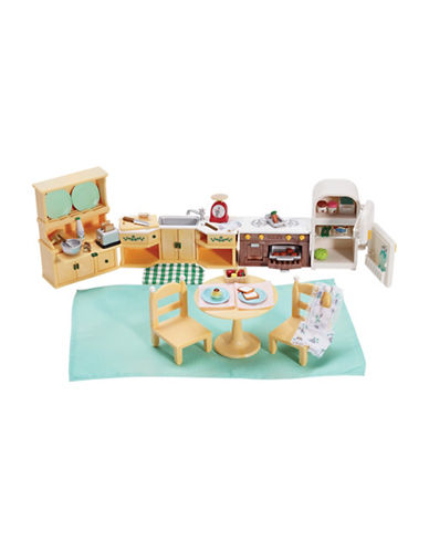Calico Critters Kozy Kitchen-MULTI-One Size