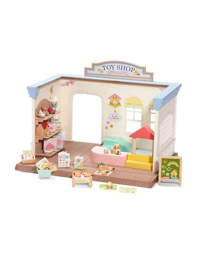 Calico Critters Toy Shop-MULTI-One Size