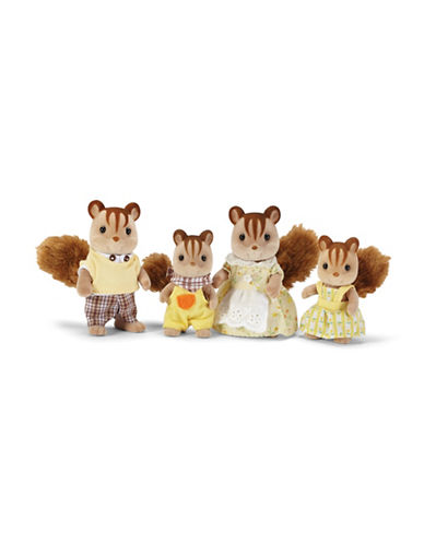 Calico Critters Chipmunk Family-MULTI-One Size