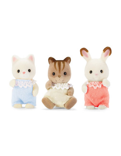Calico Critters Baby Friends-MULTI-One Size