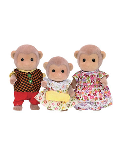 Calico Critters Mango Monkey Family-MULTI-One Size 88623295_MULTI_One Size
