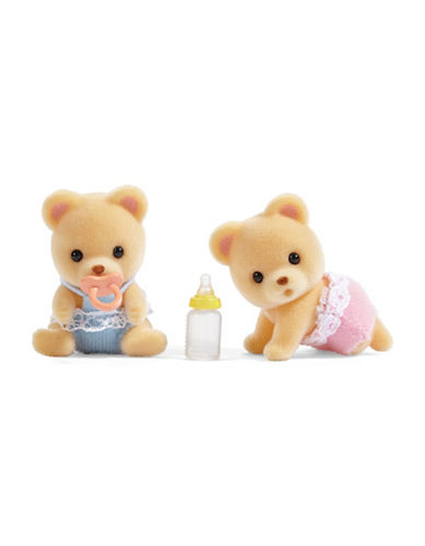 Calico Critters Cuddle Bear Twins-MULTI-One Size