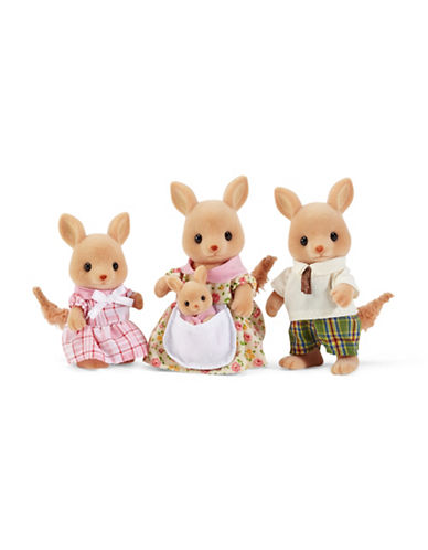 Calico Critters Hopper Kangaroo Family-MULTI-One Size 88623303_MULTI_One Size