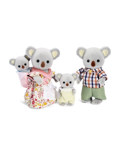 Calico Critters Outback Koala Family-MULTI-One Size
