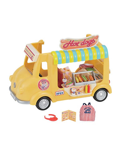 Calico Critters Hot Dog Van-MULTI-One Size