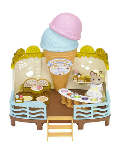 Calico Critters Seaside Ice Cream Shop-MULTI-One Size