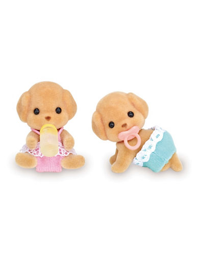 Calico Critters Toy Poodle Twins-MULTI-One Size