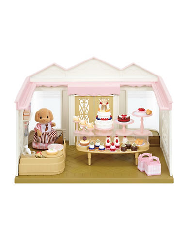 Calico Critters Village Cake Shop-MULTI-One Size