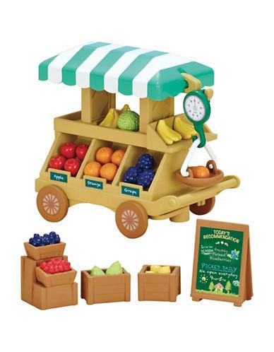 Calico Critters Fruit Wagon Toy Set-MULTI-One Size