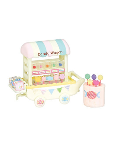 Calico Critters Calico Critters Candy Wagon Toy Set-MULTI-One Size