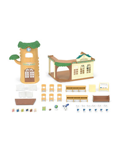 Calico Critters Country Tree School-MULTI-One Size