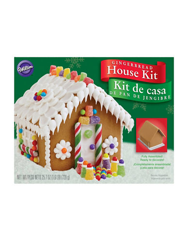 Wilton Gingerbread House Kit-MULTI-One Size